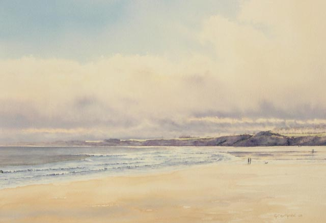 """""""Alnmouth, Winter"""""""