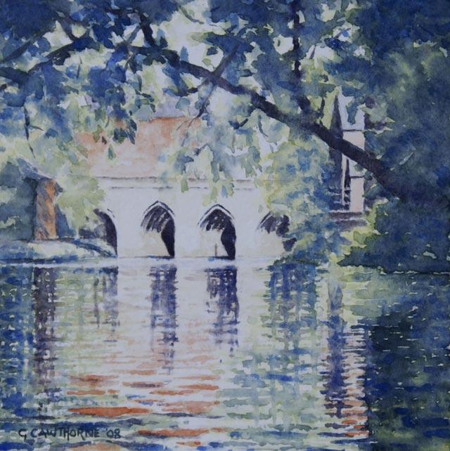 """""""Elvet Bridge, Durham City"""""""