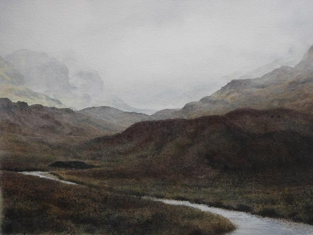 """Glen Coe, Scottish Highlands"""
