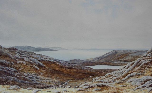 """""""Loch Leosaid, Isle of Harris"""""""