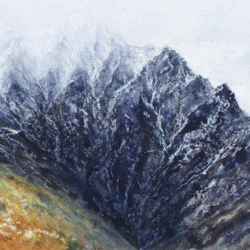 Blencathra Snow