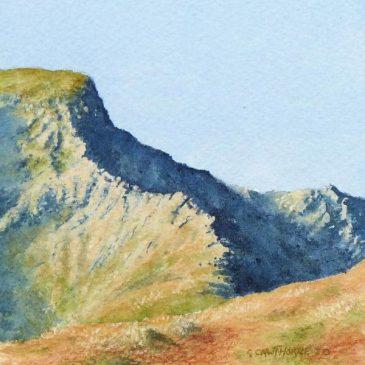 Foule Crag & Sharp Edge, Blencathra
