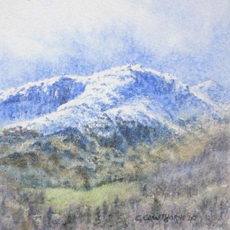 Lingmoor Fell Winter