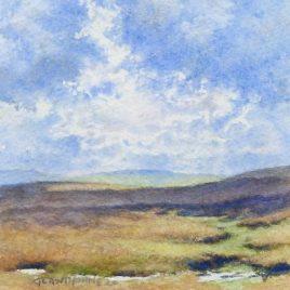 Moor House watercolour