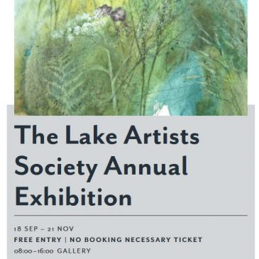 The Lake Artists Society Annual Exhibition 2021 at Rheged