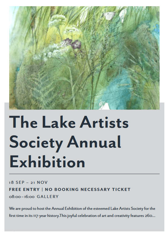 Lake Artists Society Annual Exhibition 2021